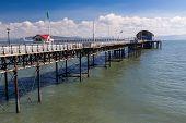 Mumbles Pier Wales