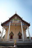 Temple of Nakhon Chum