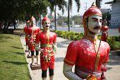 Military Ayutthaya