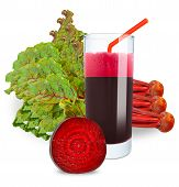 fresh beetroot juice