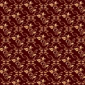 Vector Burgundy Background