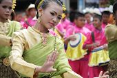 Thai dance