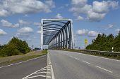 Beldorf - Gruenental Bridge Over The Kiel Canal