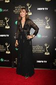 LOS ANGELES - JUN 22:  Lauren Koslow at the 2014 Daytime Emmy Awards Arrivals at the Beverly Hilton