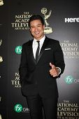 LOS ANGELES - JUN 22:  Mario Lopez at the 2014 Daytime Emmy Awards Arrivals at the Beverly Hilton Ho