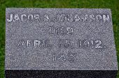 Titanic tragedy grave