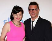 LOS ANGELES - JUN 24:  Pauley Perrette at the 5th Annual Thirst Gala at the Beverly Hilton Hotel on