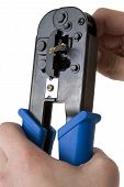 Network Cable Crimper 6