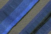 Fabric Stripes Blue
