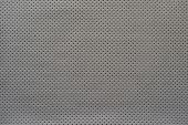 Outer Side Texture Leather Of Silvery Gray Color