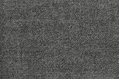 Texture Of Grained Fabric With Black Specks