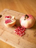 Pomegranates Fruit