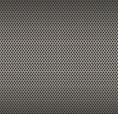 Metal texture, vector illustration.