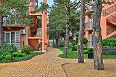 Residential Yard, Anapa