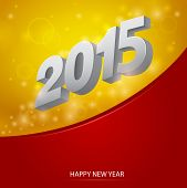 New Year 2015 Background