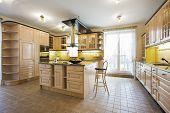 Luxury Kitchen In Traditional Design