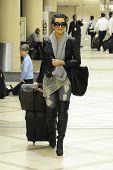 Los Angeles - February 21 : Model And Socialite Kim Kardashian I