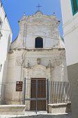 St. Mary Amalfitana. Monopoli. Apulia.