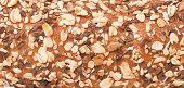 Bread oat flakes