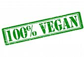 One Hundred Percent Vegan
