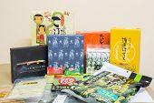 Tokyo, Japan - November 21:japanese Souvenir And Snacks In Asakusa, Tokyo And Around City On Tokyo P