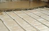 picture of floor heating  - Underfloor heating  - JPG