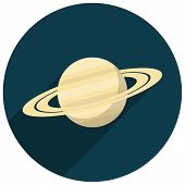 picture of saturn  - Saturn - JPG