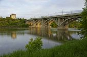 1932 Broadwya Bridge In Saskatoon, Sk, Ca