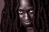 Rasta Woman
