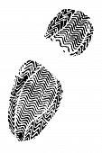 Female Footprint 1
