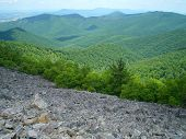 Beautiful View Of Shenandoah National Park