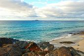 stock photo of south-western  - Beautiful  Cape Leewin coastline South Western Australia - JPG