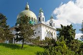Otto Wagner Church Vienna