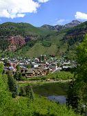 Rocky Mountain Town