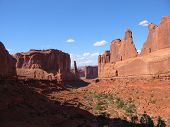 Arches National Monument Park