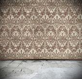 vintage rusty interior