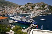Beautiful Hydra, Greek Island