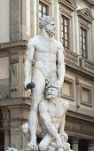 Hercules And Caco