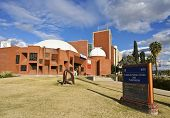 Arizona's Flandrau Science Center And Planetarium, Tucson