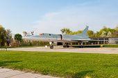 Tupolev Tu-22 Plane