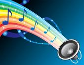 Sound of rainbow