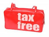 Handbag With Tax Free