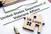 Va Loan. Us Department Of Veterans Affairs Papers. poster