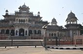 stock photo of saracen  - Albert Hall in Jaipur  - JPG