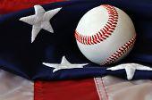 O jogo de beisebol - passatempo americano