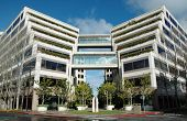 image of commercial building  - Commercial Office Building in Mixed Used Development in Silicon Valley California - JPG