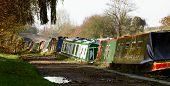 England Narrow Boats