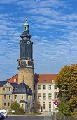 Town Castle In Weimar, Germany