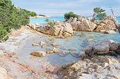 Capriccioli Beach, Sardinia