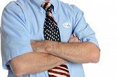 Determined Patriot Voter